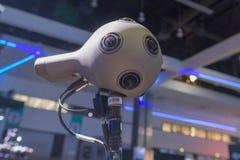 Sistema della Multi-macchina fotografica 360 VR Immagini Stock Libere da Diritti