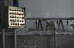 Sistema di controllo industriale fotografia stock