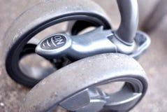 Sistema di frenatura della rotella Fotografia Stock