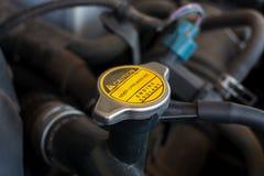 Sistema di liquido refrigerante immagini stock