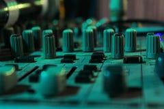 Sistema di musica fotografie stock libere da diritti