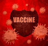 Sistema di protezione immune illustrazione vettoriale