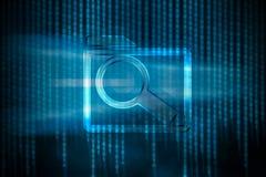 Sistema di ricerca Immagini Stock Libere da Diritti