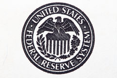 Sistema di riserva federale Immagini Stock
