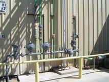 Sistema di scorrimento dell'acqua Immagine Stock