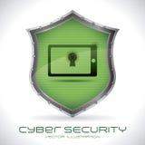 Sistema di sicurezza Fotografia Stock