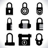 Sistema di sicurezza Fotografie Stock Libere da Diritti