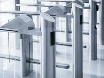 Sistema di sicurezza di Access della carta del portone dell'entrata Immagini Stock Libere da Diritti