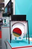 Sistema di sorveglianza ottico Fotografia Stock