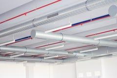 Sistema di ventilazione Fotografia Stock Libera da Diritti