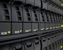 Sistema do armazenamento Imagem de Stock