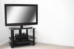 Sistema do home entertainment imagens de stock royalty free