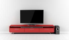 Sistema do home entertainment ilustração royalty free