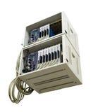 Sistema do interruptor do telefone fotografia de stock royalty free
