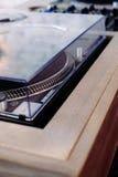 Sistema dobro do fi do estilo do moderno da plataforma giratória olá! Imagens de Stock