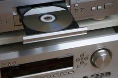 Sistema domestico del cinematografo fotografie stock libere da diritti