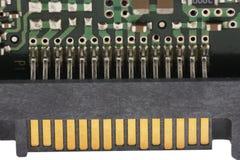 Sistema electrónico en aumento Fotos de archivo