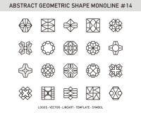 Sistema geométrico Foto de archivo