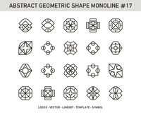 Sistema geométrico Imagen de archivo