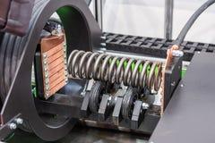 Sistema magnético de control de calidad no destructivo imágenes de archivo libres de regalías
