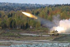 Sistema missilistico immagini stock libere da diritti