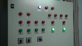 Sistema moderno del calentador almacen de metraje de vídeo