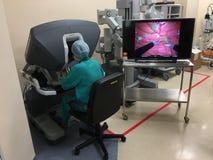 Sistema quirúrgico Fotografía de archivo