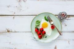 Sistema sabroso del desayuno Imagenes de archivo