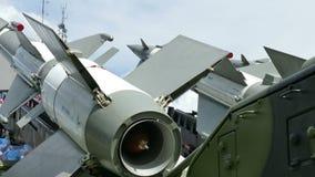 Sistemas de defensa de misiles metrajes