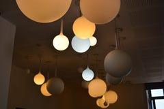 Sistemas de iluminação foto de stock