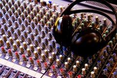 Sistemas de sonido Foto de archivo libre de regalías