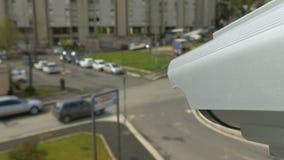 Sistemas de vigilancia del CCTV metrajes