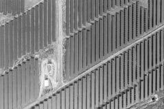 Sistemas fotovoltaicos dos painéis solares Fotos de Stock Royalty Free