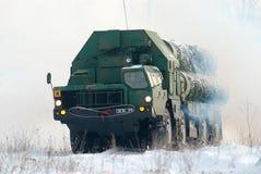 Sistemas S-300 de la defensa aérea Imagen de archivo libre de regalías