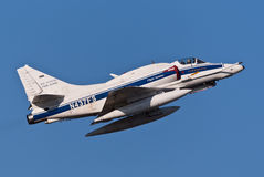 Sistemi A-4 Skyhawk di BAe Fotografia Stock Libera da Diritti