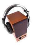 Sistemi acustici immagine stock