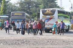 Sistemi di trasporto Indonesia Fotografia Stock Libera da Diritti