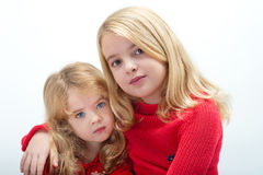 Sister Royalty Free Stock Images