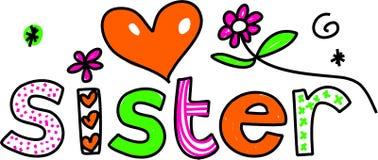 Sister Stock Image