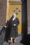 Sister Christopher in Southern Philadelphia Pennsylvania Stock Photo