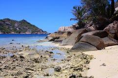 Sister Island, Seychelles Royalty Free Stock Photos