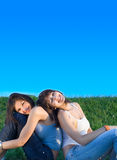 Sister Love Royalty Free Stock Image