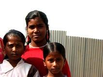 Sister Trios Stock Photos