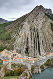 Sisteron - France Stock Image