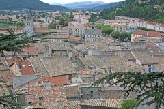 Sisteron, France Royalty Free Stock Image