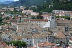 Sisteron, France Royalty Free Stock Photo