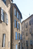 Sisteron (Haute Provence, France) Stock Photography