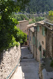 Sisteron (Haute Provence, France) Royalty Free Stock Photo
