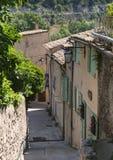 Sisteron (Haute Provence, France) Stock Image