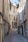 Sisteron (Haute Provence, France) Stock Images